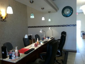 Gilbert Nail salon and spa